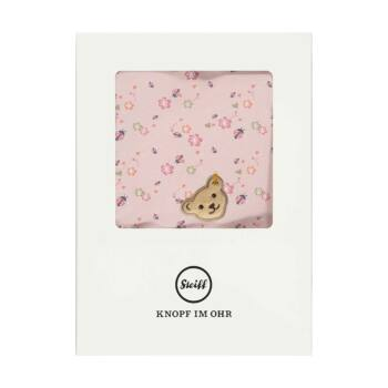 Steiff kötött pléd, takaró díszdobozban katicás mintával- Baby Girls - Bugs Life kollekcó